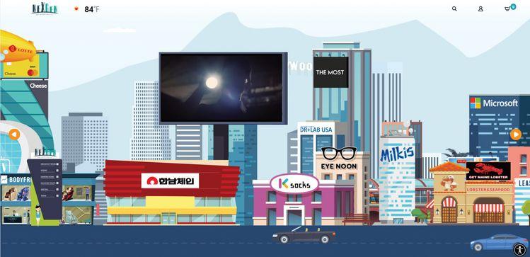 LA한인타운 담은 가상 도시 '넥스젠 시티' 공식 오픈