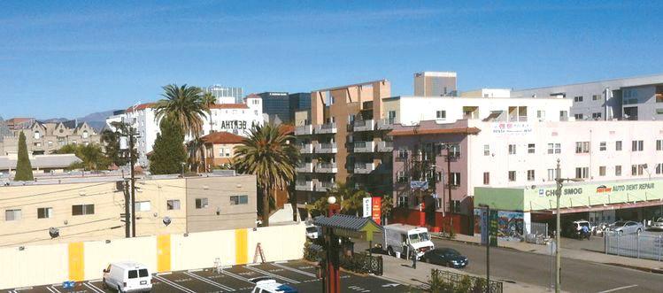 LA한인타운 주택 거래량 세자릿수 증가율