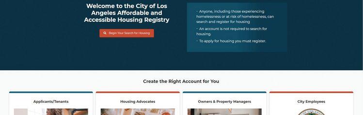 LA 저소득층 아파트 정보 쉽게 찾는다…시의회 의결로 투명하고 편리